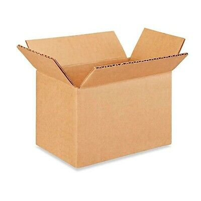 200 6x4x4 Mailing Packing Shipping Box Cardboard Paper Boxes Corrugated Carton