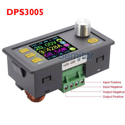 Dps3005 Digital Dc 32v 5a Programmable Control Step Down Power Supply Lcd Module