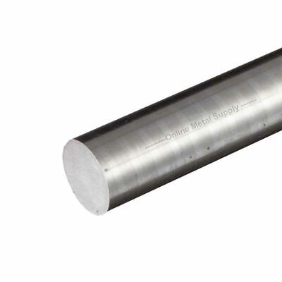 S5 Dcf Tool Steel Round Rod 0.875 78 Inch X 36 Inches