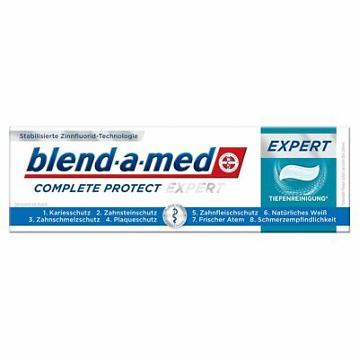 Oral-B blend-a-med Pro-Expert Zahncreme Complete Protect EXPERT Tiefenreinigung*