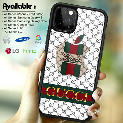 Case iPhone 6s X XR XS Guccy82rCases 11 Pro Max/Samsung Galaxy S20 S10AppleWhite