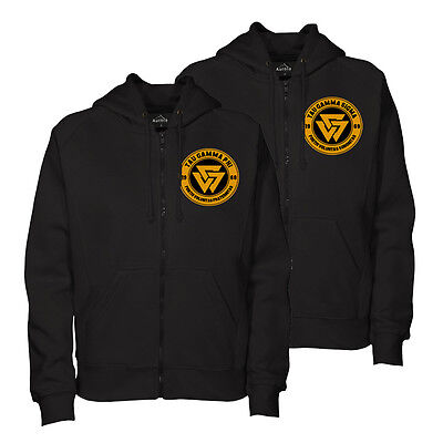 Tau Gamma Phi   Zip Hoodie Jacket