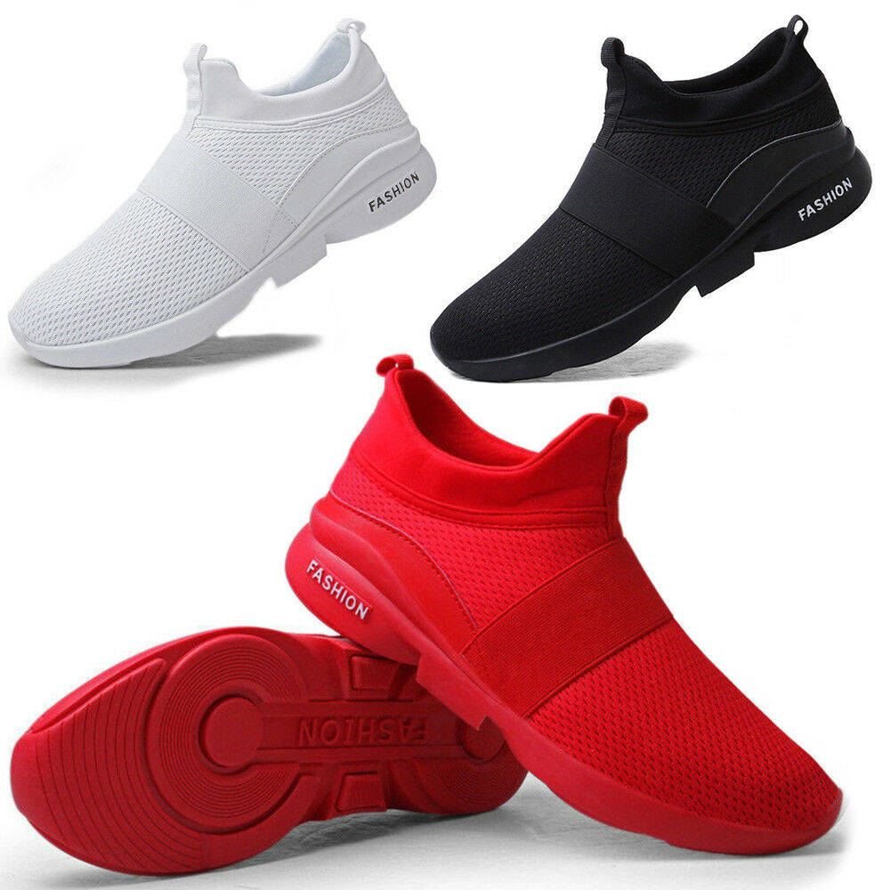 Athletic Men's Outdoor Sports Tennis Shoes Running Hiking Ca