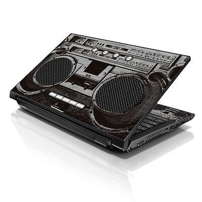 """13.3"""" 15.6"""" 16"""" Laptop Skin Sticker Notebook Decal Cassette Player  M-A131"""