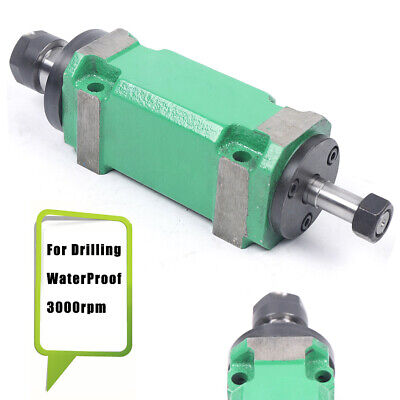 750w 3000rpm Spindle Unit Cnc Auto Tool Change Power Milling Head Waterproof