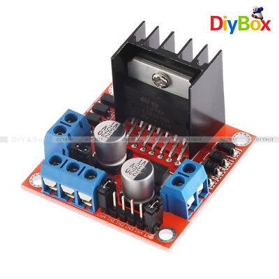 L298n Dc Stepper Motor Dual H Bridge L298n Drive Controller Board Module