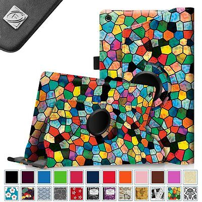 Fintie 360 Degree Rotating Case Cover Stand For Amazon Fire