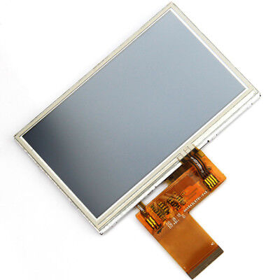 4.3 Tft Lcd Module Touch Screen Panel 480x272 Pixels For Mp4 Gps Psp Car 40pin