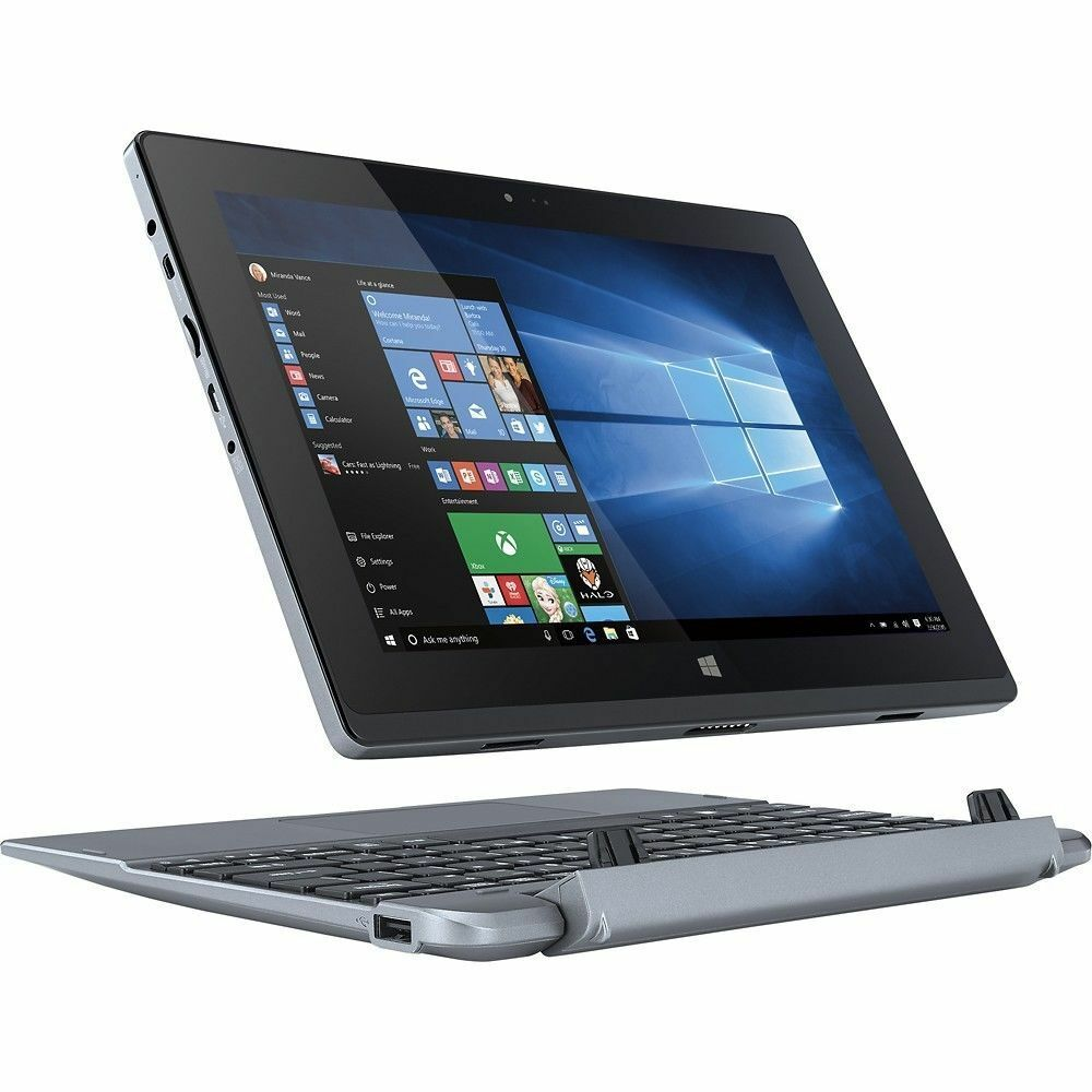 "$206.90 - Acer One 10.1"" TouchScreen 2-in-1 Laptop Tablet Intel 32GB Dual WebCam WiFi HDMI"