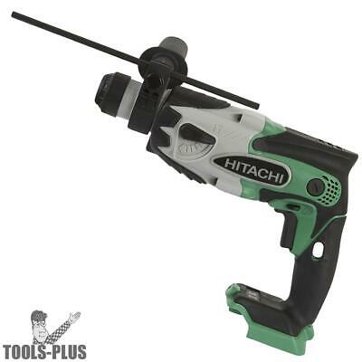 Hitachi Dh18dslp4 18-volt Lithium-ion Sds-plus Rotary Hammer Tool Only New