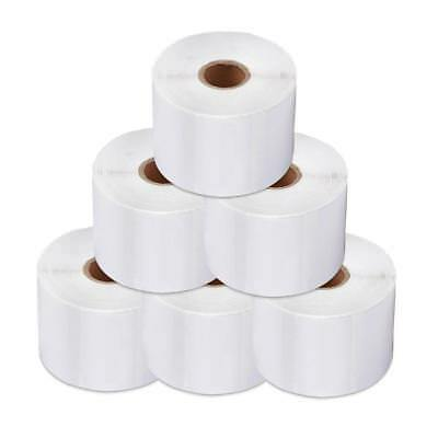 20 Rolls 300 Labels Per Roll Dymo-compatible 30256 White Shipping Labels