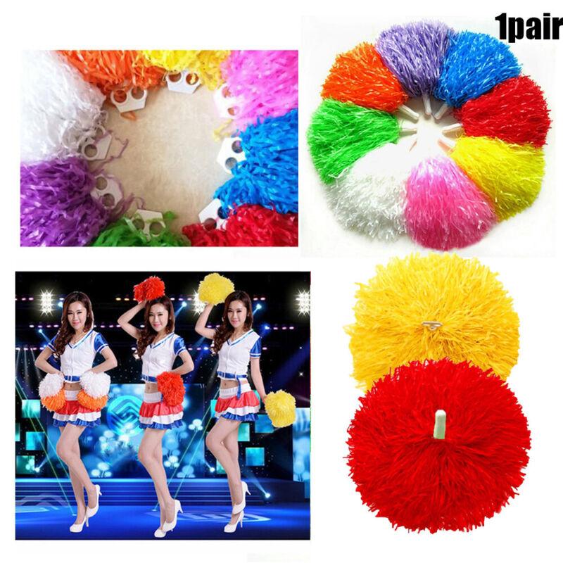 Supplies Cheerleading Cheering Ball Cheerleader pompoms Dance Party Decorator