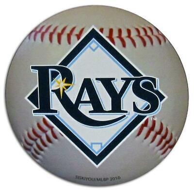 Tampa Bay Rays Inch Baseball Magnet  MLB Auto Truck Car Stic
