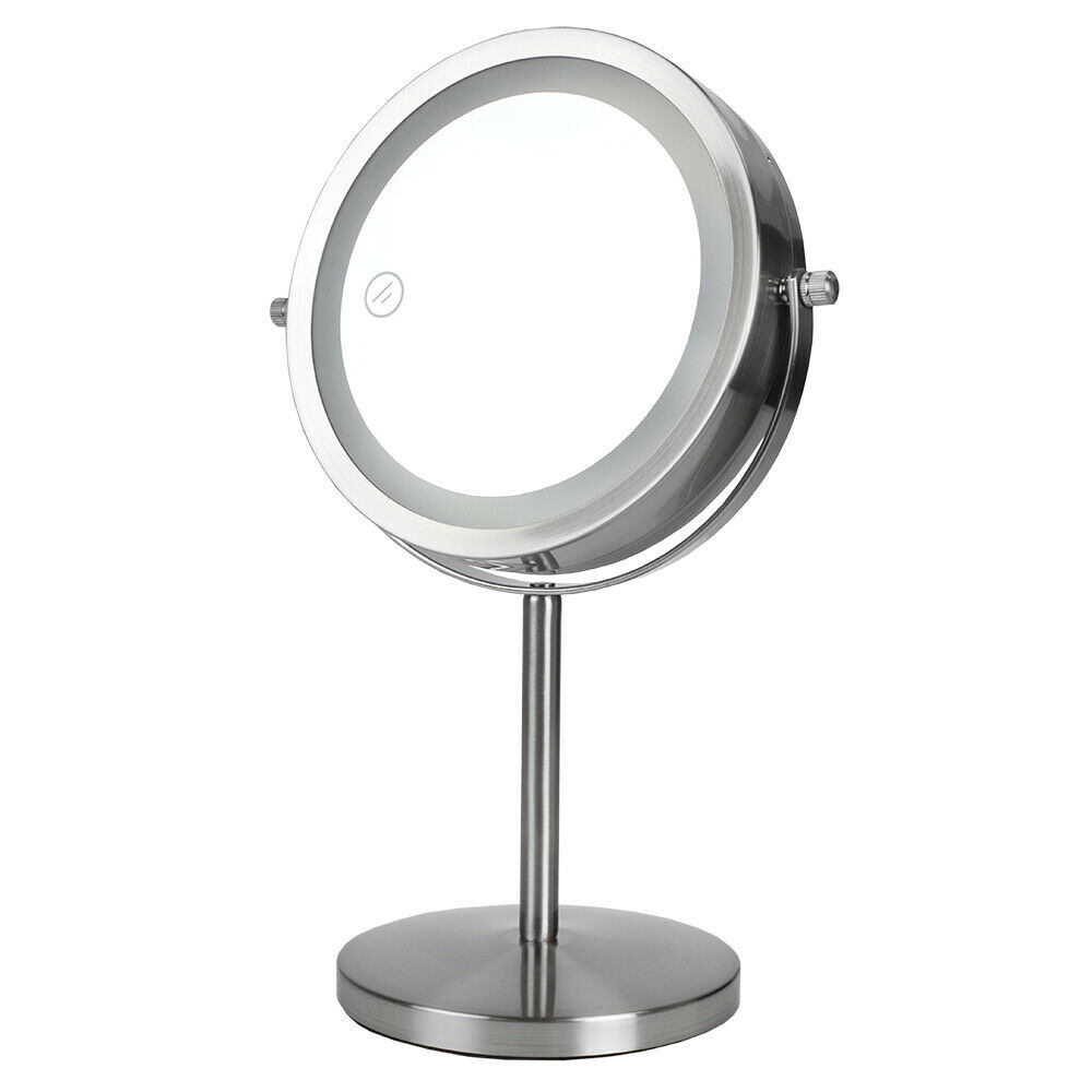 Makeup Vanity Mirror with LED Light 180? rotation Lighted Ma