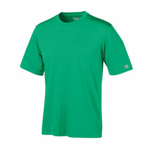8f35e814 Champion CW22 Mens Essential Double Dry Tee Kelly Green Medium for ...