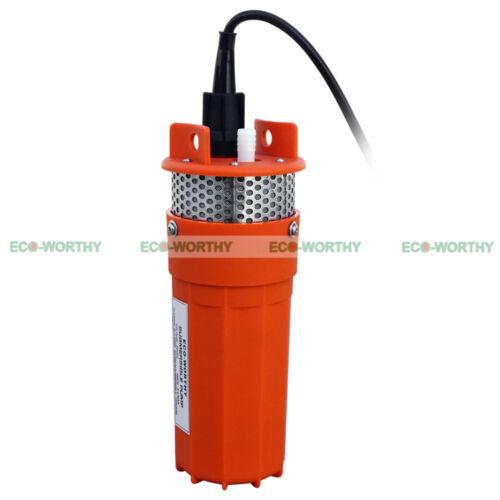 24volt solar deep well water pump submersible water pump for Farm pond pumps