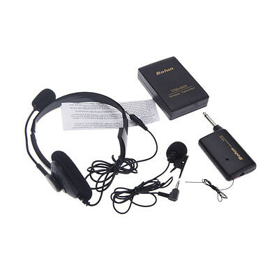 Беспроводные микрофоны своими руками