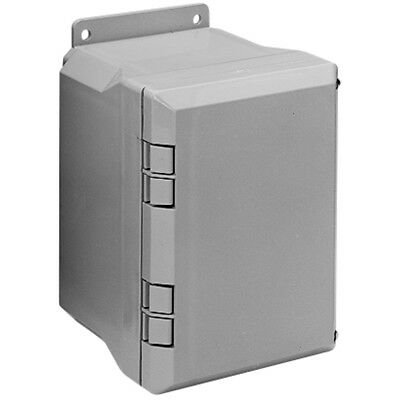 Carlon Nh12126 Circuit Safe Non-metallic Nema Enclosure Assembly 12 X 12 X 6