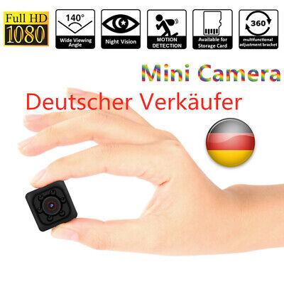 HD Mini Kamera Wireless WiFi WLAN Überwachungkamera Hidden Spion Camera Spycam c ()