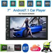 car Android 7.1 GPS navigation Radio Stereo 2 DIN wifi bluetooth Doveton Casey Area Preview