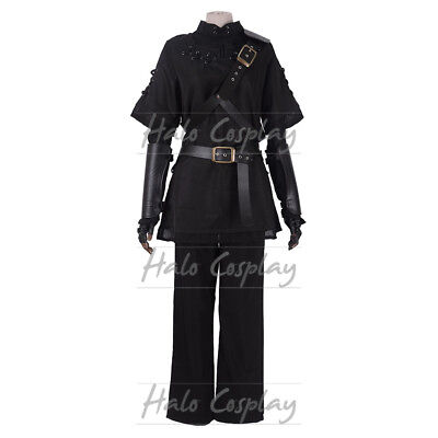 The Legend of Zelda Dark Link Cosplay Costume Black Men Halloween Outfit