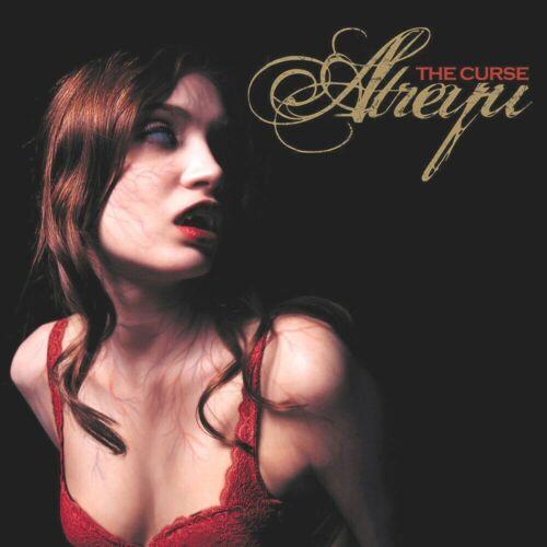 Atreyu The Curse LP COVER 12x12 Album Cover Replica Poster Print