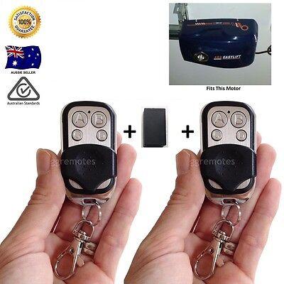 Remote Control Kit Fits BLUE ABA EASYLIFT SDO 1 & ABA08 Garage Door Opener