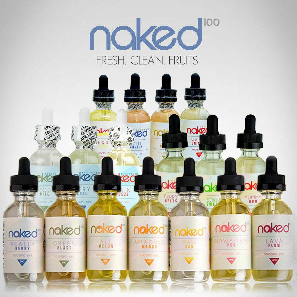 60ml Naked 100 E-juice - Unishow Vaping Wholesale