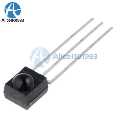 10pcs 38 Khz Remote Tsop4838 Dip-3 Ir Receiver Infrared Radiation Module