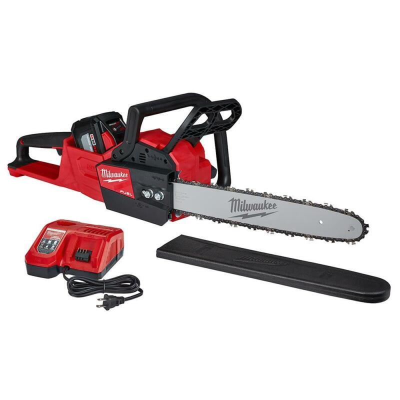 Milwaukee 2727-21HD M18 FUEL 16 in. 18-Volt Brushless Cordless Chainsaw Kit