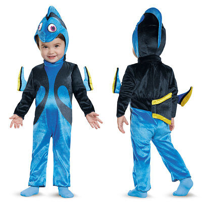 Infant Finding Dory Fish Halloween Costume - Find Halloween Costume