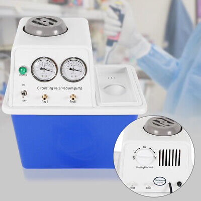 110v180wcirculating Water Vacuum Pumptwo Off-gas Taplab Chemistry Equipment