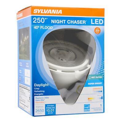26 Watt 250 Watt Equivalent Daylight LED Night Chaser Flood Light Bulb 1 Pack