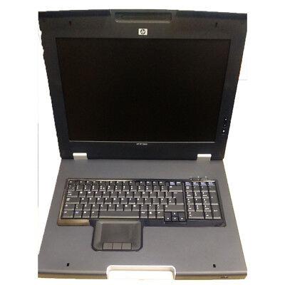 Hp G1 TFT7600 Soporte de Rack Teclado GB y Monitor AG053A 406499-031 comprar usado  Enviando para Brazil