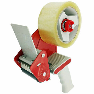 Packing Tape Gun Dispenser Heavy Duty Machine Box Packaging Shipping Lightweight