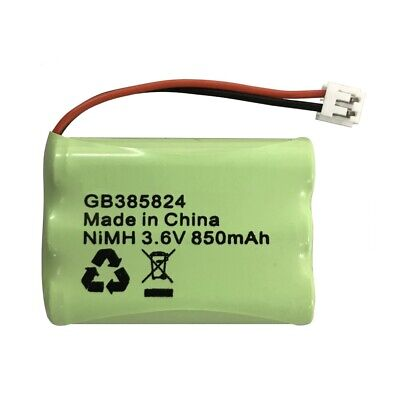 Motorola MBP30 Baby Monitor Battery Pack Rechargeable NiMH 3.6V (850mAh Version)