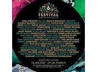 Future Islands tickets x 2 bbc 6 music festival