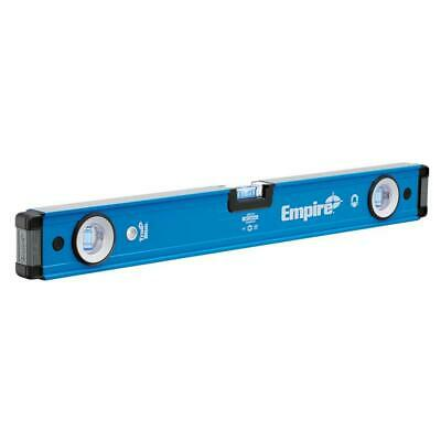 Empire Level EM75.24 e75 Series True Blue 24-inch Magnetic Box Level Blue Magnetic Level