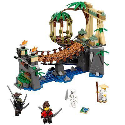 LEGO Ninjago Movie Master Falls 70608 Building Kit (312 Piece)