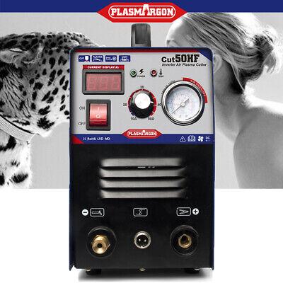 Inverter Digital 50a Cut50 Air Plasma Cutter Cutting Machine 110220v Torches