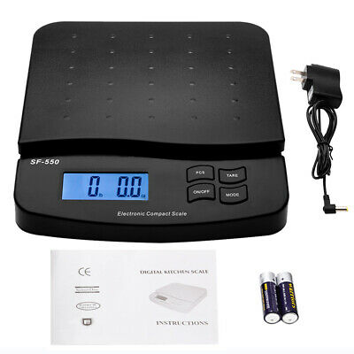 66 Lb X 0.1 Oz Digital Postal Shipping Scale Weight Postage Diet Kitchen Count