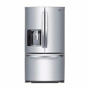LG Electronics 26.6 cu. ft. French Door Refrigerator with Door-in-Door in Stainless Steel *NEW*