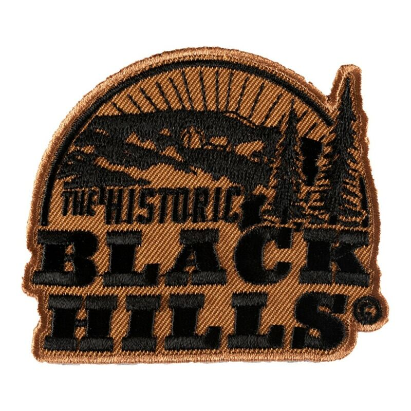 Black Hills National Forest Historic Patch, South Dakota Patches