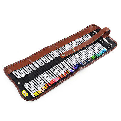Marco Raffine Fine Art 48 Colored Pencils/ Drawing Pencils for Sketch +Rich Gift