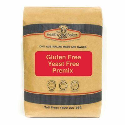 Gluten Free Yeast Free Bread Mix (2.5kg)