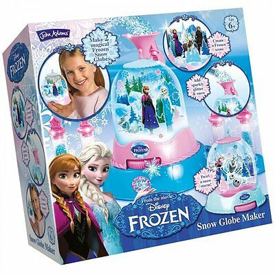 Snow Globe Maker (Disney Frozen and Disney Princess Snow Globe Maker By John Adams NEW!!)