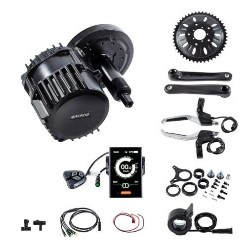 E-bike Conversion Kit 48V 1000W 8FUN Mittel Motor Farbe Display BAFANG Umbausatz