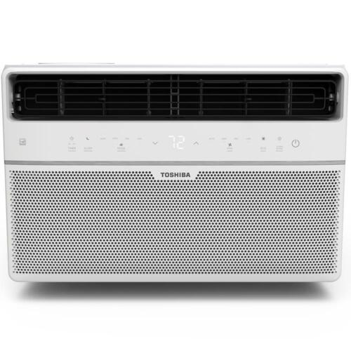 Toshiba 8,000 BTU 115-Volt Touch Control Window Air Conditioner with Remote