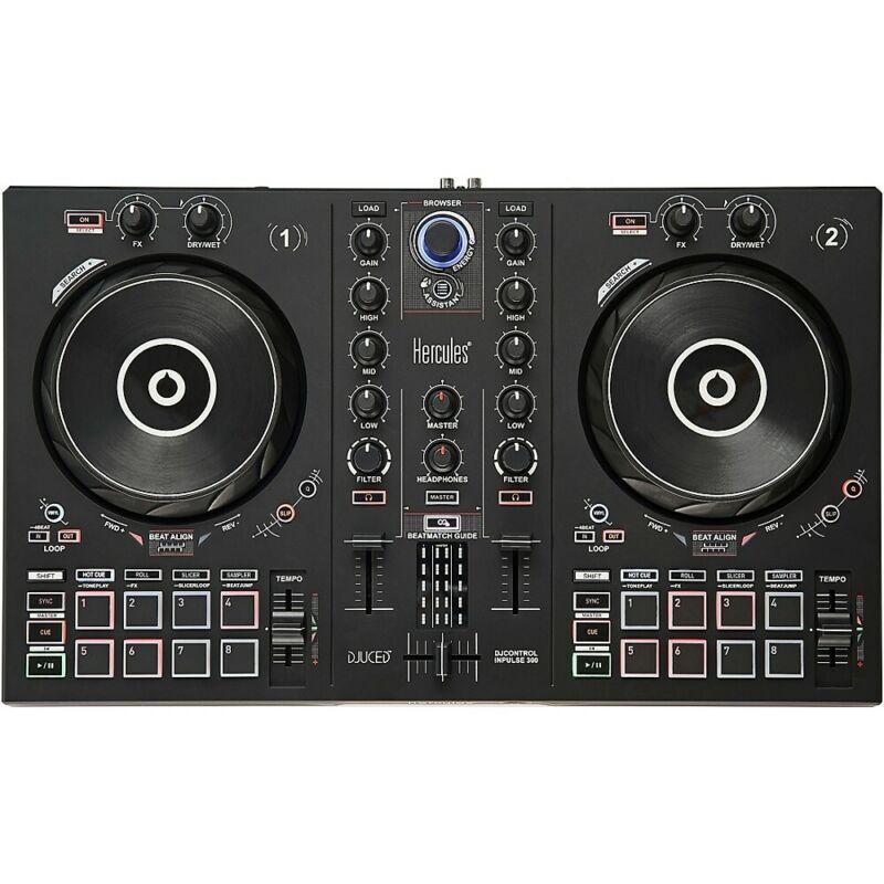 Hercules DJ DJControl Inpulse 300 DJ Controller