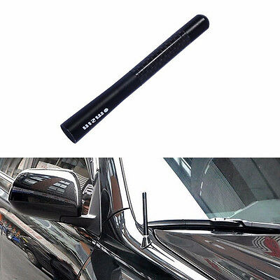 Nismo BLACK CARBON FIBER SHORT 47 INCH ANTENNA For Nissan All Model